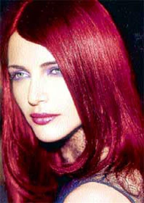 cortes de pelo rojo sexy  peinados cortes de pelo
