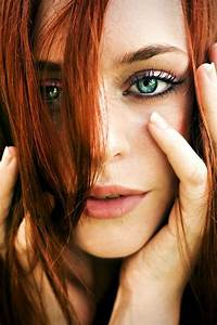 25 Best Ideas About Red Hair Blue Eyes On Pinterest