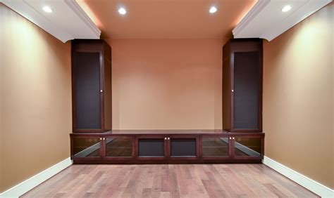 Home Theater Cabinets home theatre atlas custom cabinets