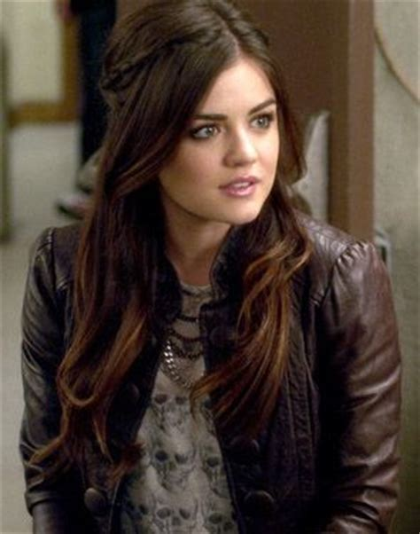 The 25  best Aria montgomery hair ideas on Pinterest