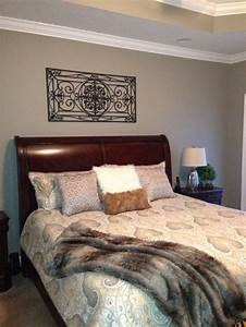 Master Bedroom Sherwin Williams Pavestone B E D R O O M