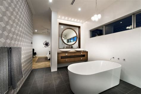 Bathroom Lighting Australia by Luxurious Empire House Embraces Modernist Style With A