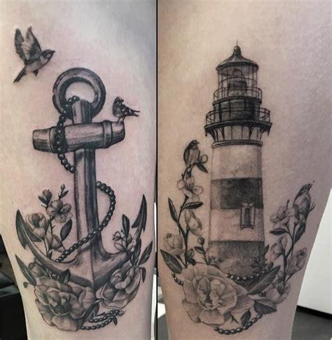 +67 Ideas para Tatuajes de Anclas y sus Significados