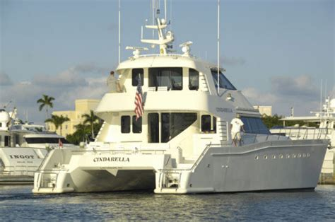 Catamaran For Sale Power by Custom Power Catamaran For Sale