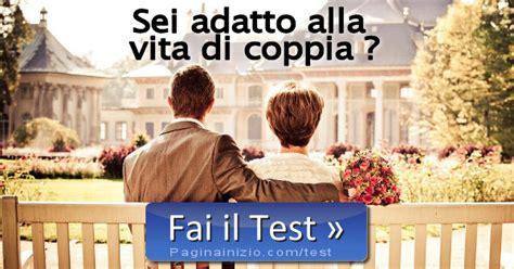 test preferisci la vita di coppia o da single