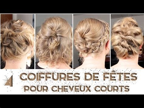 coiffure mariage cheveux court et fin 4 coiffures pour cheveux courts et fins l a hairstyle
