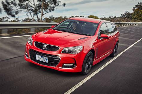 Holden Vf Ii Commodore Debuts Ls3 V8