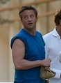 Matthew Perry Shows Off His Guns in SoBe