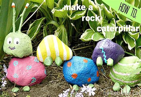 Garden Crafts : 23 Incredibly Fun Outdoor Crafts For Kids