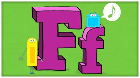 The Letter F,