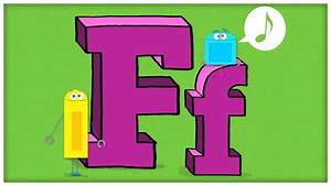 "ABC Song: The Letter F, ""F is Fun"" by StoryBots - YouTube