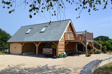 Oak Garages & Outbuildings   Wedgewood Buildings Ltd
