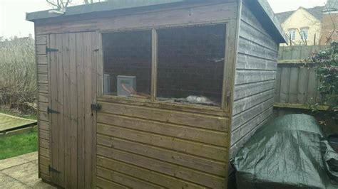 sheds wiltshire garden shed 6x8 ft in swindon wiltshire gumtree