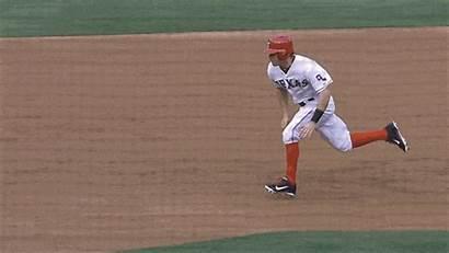 Sports Baseball Gifs Kinsler Fail Fails Base