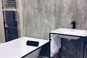 Bad Renovieren Ohne Fliesen : 1001 ideen f r badezimmer ohne fliesen ganz kreativ ~ Michelbontemps.com Haus und Dekorationen