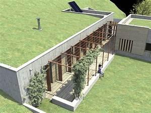 Maison Semi Enterrée : maison semi enterr e ventana blog ~ Voncanada.com Idées de Décoration