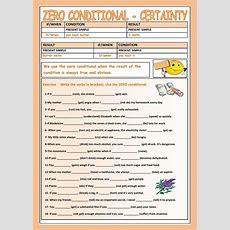 Zero Conditional Interactive Worksheet