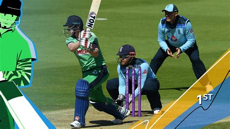 BBC Sport - International Cricket, 2020, England v Ireland ...