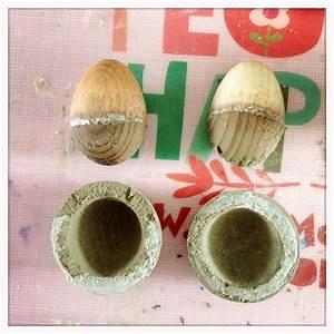 Eierbecher Selber Machen : eierbecher aus beton diy anleitung ~ Lizthompson.info Haus und Dekorationen