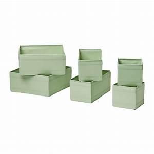 Ikea Box Weiß : skubb box 6er set hellgr n ikea ~ Sanjose-hotels-ca.com Haus und Dekorationen