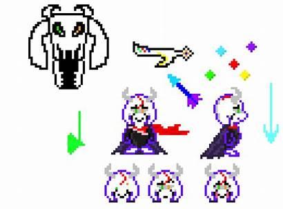 Asriel Dreemurr Pixelartmaker Pixel Maker Reimagined Nova