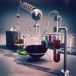 Chemistry Equipment 3D Model .max .obj .fbx .lwo .lw .lws ...