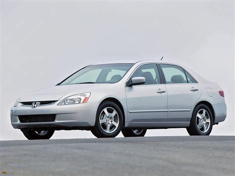 2005 Honda Accord Specs by Photos Of Honda Accord Hybrid Us Spec 2005 06 1600x1200
