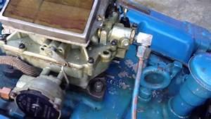The Most Original Chris Craft 283 Engine  1961