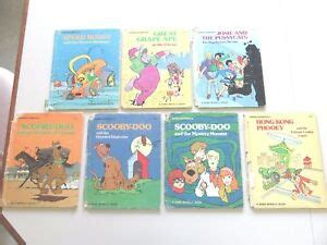 hanna barbera childrens books vintage rand mcnally lot   ebay