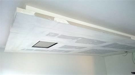 Abgehängte Decke Mit Indirekter Beleuchtung by Abgeh 228 Ngte Decke Mit Indirekter Beleuchtung Led Spots Rgb