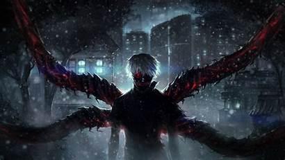 Anime Tokyo Ghoul 4k Ken Demon Kaneki