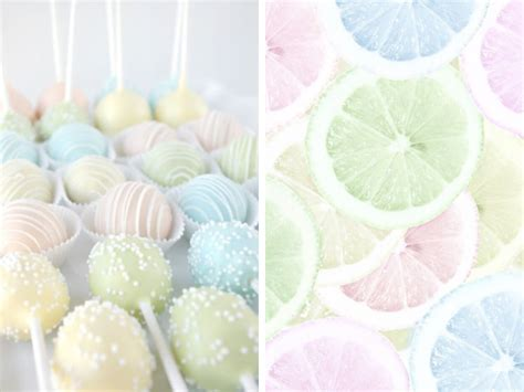 pretty pastel easter baking shades  cinnamon