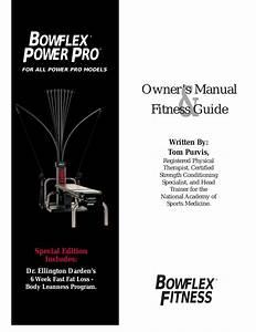 Bowflex Power Pro Workout Guide