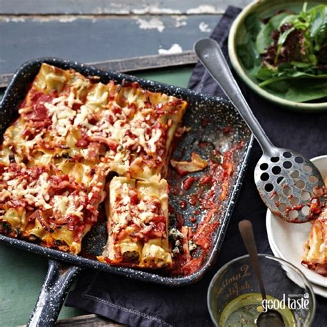 top  dangerously delicious cannelloni ideas top inspired