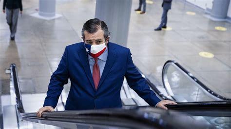 breaking ted cruz leads gang   republican senators