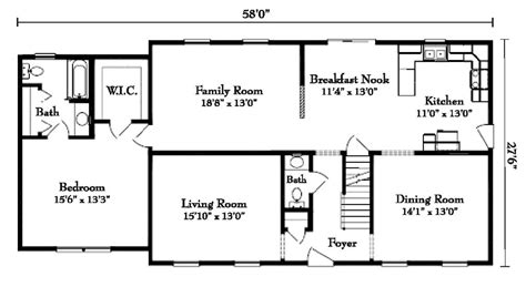 cape cod style floor plans cape cod floor plans 1950