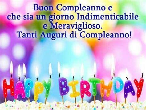 Candele Di Compleanno by Buon Compleanno Buon Compleanno Birthday Birthday