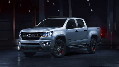 Chevrolet Colorado Picture by 2017 Chevrolet Colorado Redline Edition Picture 705037