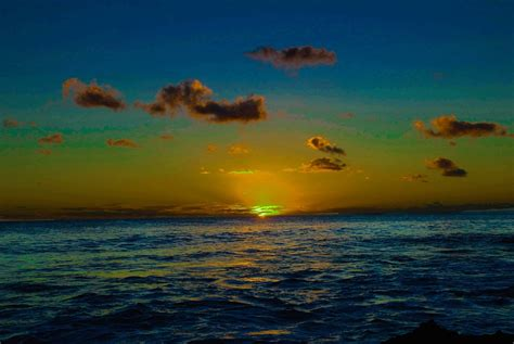 esplaobs green flash  sunset   nicholas jahahn