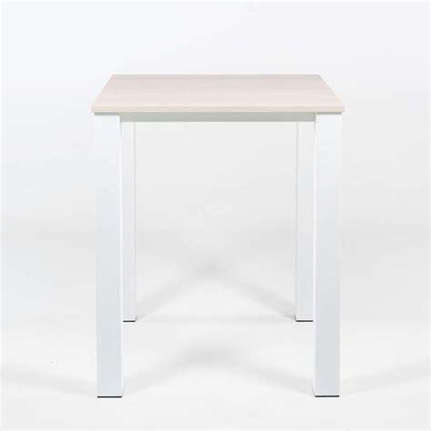 table cuisine carr馥 table haute carree pas cher maison design bahbe com