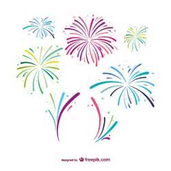 Free Vector Graphics Fireworks