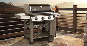 Barbecue Weber Genesis 2 : father 39 s day gift idea guide 2017 outdoor grilling barbeque edition rob ainbinder ~ Mglfilm.com Idées de Décoration