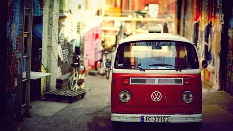Vintage Volkswagen Wallpapers by Volkswagen Vintage Fond Ecran Hd
