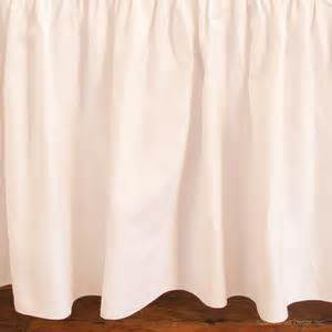 Bratt Decor Crib Skirt by Bratt Decor Crib Skirts