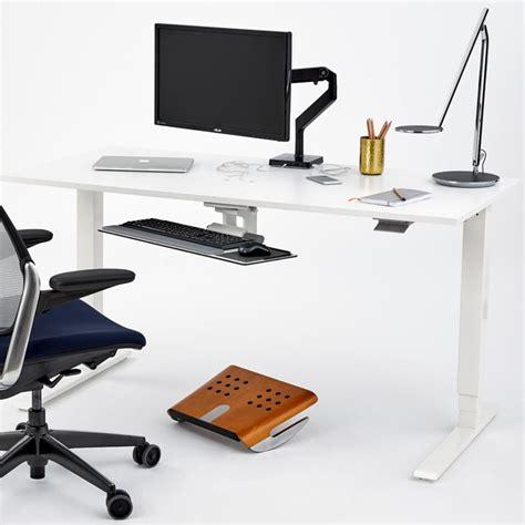 under desk rocking footrest desk foot rest adjustable height footrest under desk