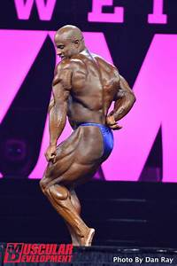 Victor Martinez - Mr Olympia Weekend