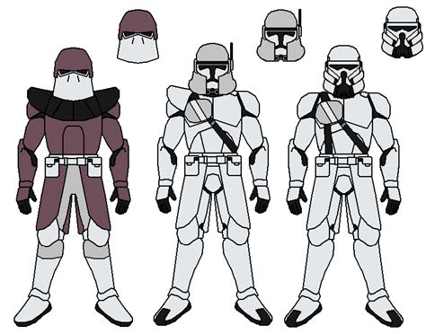 Clone Troopers Phase 2 By Gonza87rg