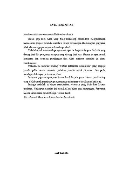 makalah sistem informasi pemasaran.docx | Asram Muzharath