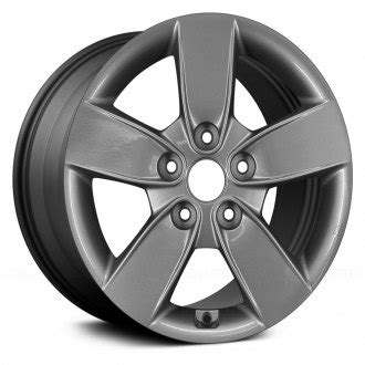 2012 kia forte replacement factory wheels rims carid com