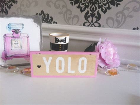 Brandy Melville Inspired Wooden Signs